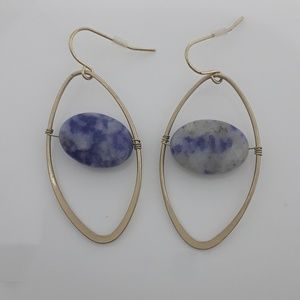 Hypoallergenic Stone Earrings